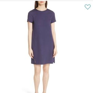 Theory 100% silk NWT Dress XL